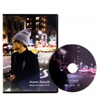 【DVD】「Behind the scenes of NY」発売中