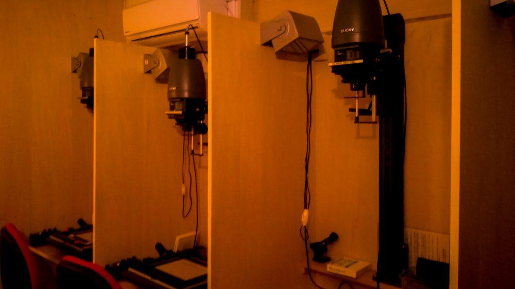 モノクロフィルム撮影&暗室体験...