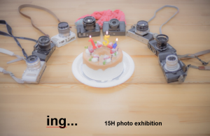 ing… 15H photo exhibition